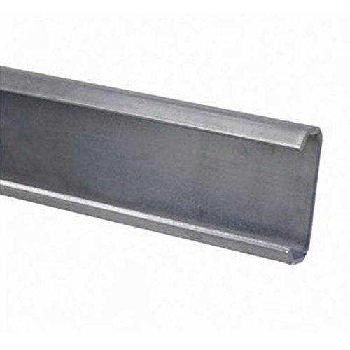 6' Steel Winch Track - Sliding Track