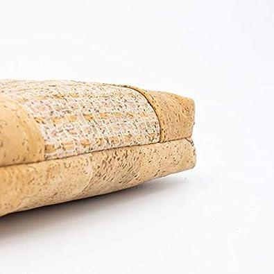Cork Street Crossbody Bag for Women Handmade in Portugal from Cork Leather Medium Handbag Purse