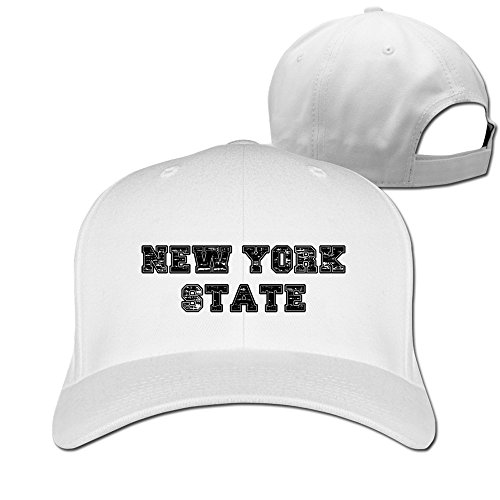 Usa New York State Logo Adjustable Hat Baseball (State Liverpool Halloween)