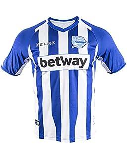 KELME Camiseta Alaves 1ª Equipacion 18/19 fútbol, Unisex Adulto