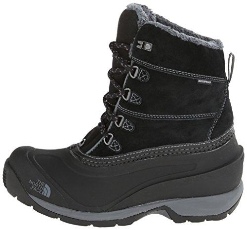 Iii North Multicoloured Hiking The Face Chilkat tnf Grey Black zinc Boots Women''s W qaBnCXUw