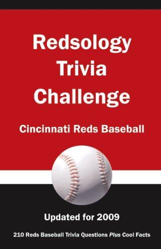 Download Redsology Trivia Challenge: Cincinnati Reds Baseball PDF