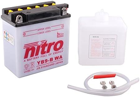 Nitro YB9-B WA -N- Batería
