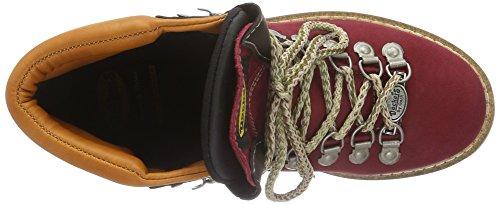 Dockers by Gerli 39wy201-300720, Zapatillas de Estar por Casa para Mujer Rojo - Rot (dunkelrot 720)