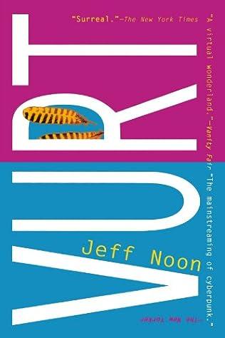 book cover of Vurt