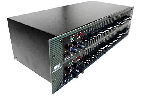 EMB Professional Sound System EB831EQ Graphic Equalizer / Limiter With Type 3 NR For Home / DJ Performance / Club / Studio / Stage / Show / Entertainment