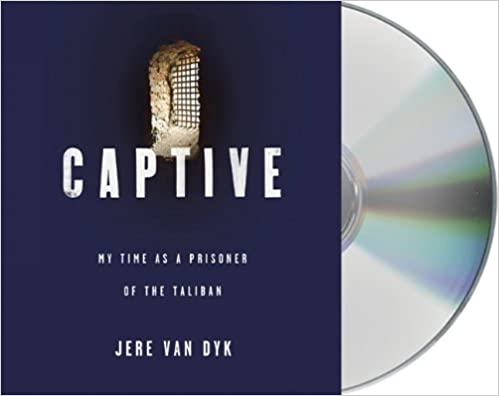 Book Captive: My Time as a Prisoner of the Taliban