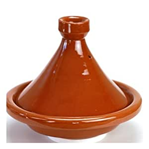 Tagine Cooking Slaoui Large 30cm By Zamouri Spices