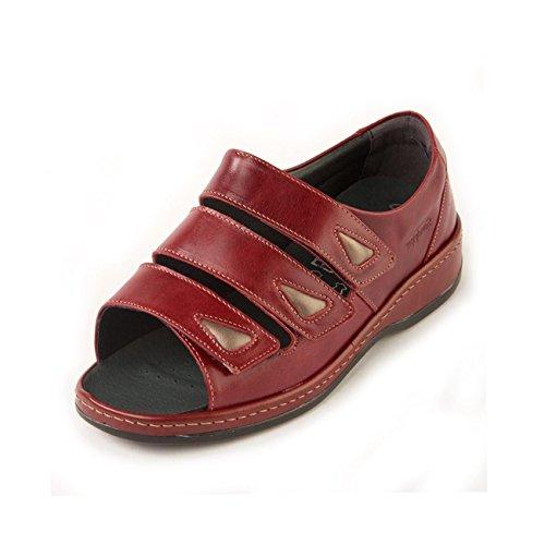 Sandpiper - Sandalias de vestir de Otra Piel para mujer Red