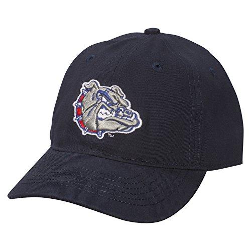 NCAA Gonzaga Bulldogs Adult Unisex Epic Washed Twill Cap  Adjustable Size