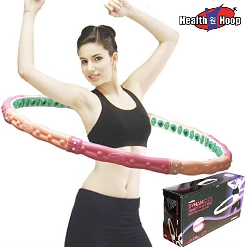 Health Hoop – Weight Loss Health Hula Hoop 5.5lb Step 4 for Workout,Fitness,Exercise