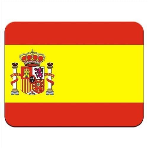 De la bandera de España de goma gruesa para alfombrilla para ...