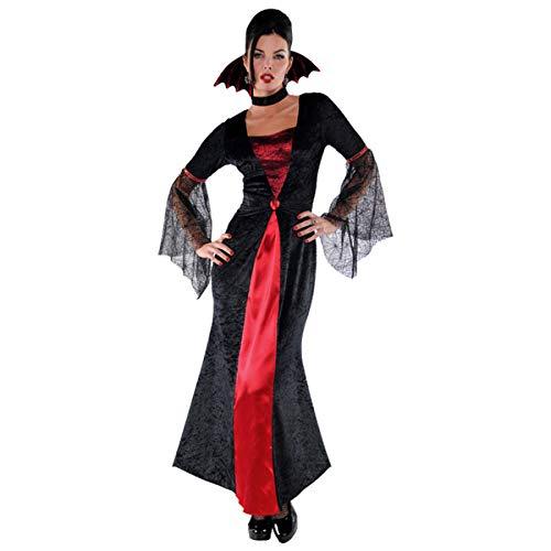 Adult Countess Vampiretta Vampire Costume - Large (10-12)