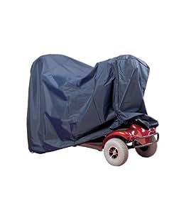 Homecraft - Funda para motos para personas con movilidad reducida, color azul