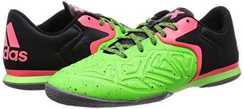 15 X Bottes Ct Adidas 2 Rouge Vert Unisexe Noir Cfq64w4