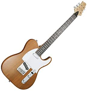 new samick greg bennett formula fa1 natural tele style electric guitar musical. Black Bedroom Furniture Sets. Home Design Ideas