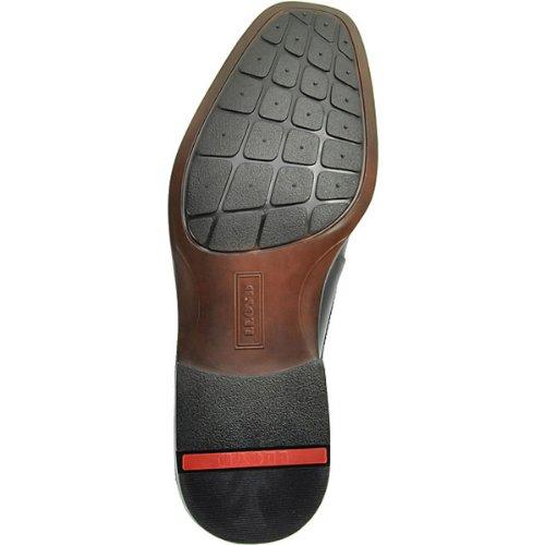 Lloyd Mannen Dagan 23-556-00 - Business Lace Up - Koeienhuid (zwart) Zwart
