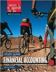 Financial Accounting, Study Guide: Tools for Business Decision Making  6th (sixth) edition Text Only