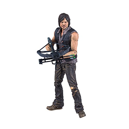 (McFarlane Toys The Walking Dead TV Series 6 Daryl Dixon Action)