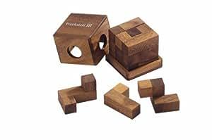 """Philos 6255 - Juego de lógica de madera """"Cubo III"""""""