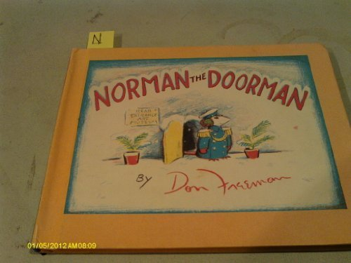 Norman the Doorman by Don Freeman (1959-04-10)