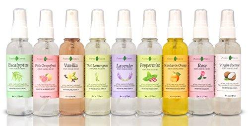 Positive essence lavender linen room spray natural