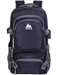 Extra Large School Backpack For College Travel Hiking Fit Laptop Up to 17 Inch Water Resistant