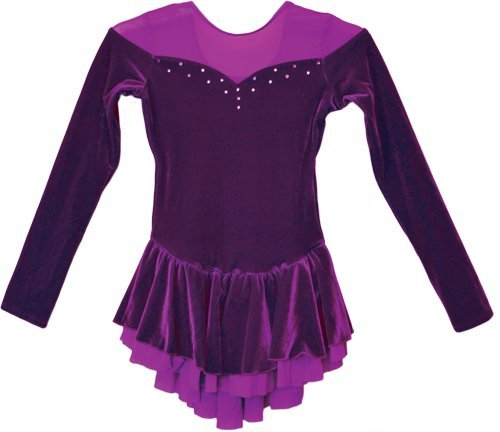 ice skating dresses and skirts - 3