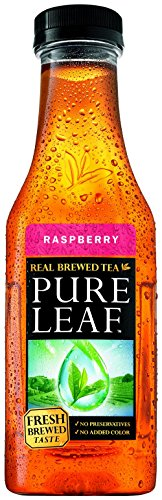 Lipton Pure Leaf Iced Tea, Raspberry, 18.5 Fl Oz Review