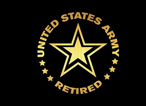 United States Army Retired: Retirement Guest Book | for sale  Delivered anywhere in USA
