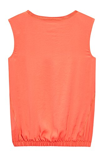next Mujer Top Sin Mangas Regular Camiseta Coral