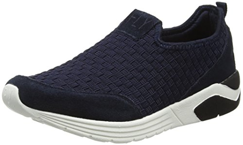blue Fly Scarpe Blu Donna Basse Da London 001 Ginnastica Sauf826fly n6PqFH