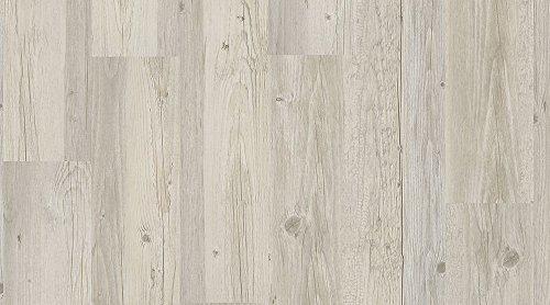 Nautic Gerflor Senso - albayalde Blanc VS vinilo-laminado cubresuelos 0301 de suelo de vinilo autoadhesivo