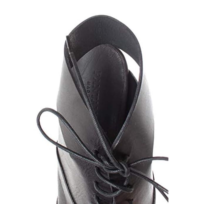 Nuove Sandalo Tacco Pantanetti Cuoio Nero 12402g Sanelle Vero Pelle Scarpe Donna