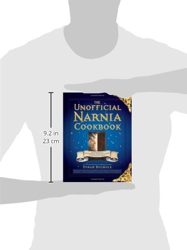 The Unofficial Narnia Cookbook: From Turkish Delight to Gooseberry Fool-Over 150 Recipes Inspired by The Chronicles of Narnia by Sourcebooks Jabberwocky (Image #2)