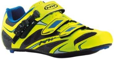 Northwave 80141006-41 - Zapatillas de ciclismo, talla 46: Amazon ...