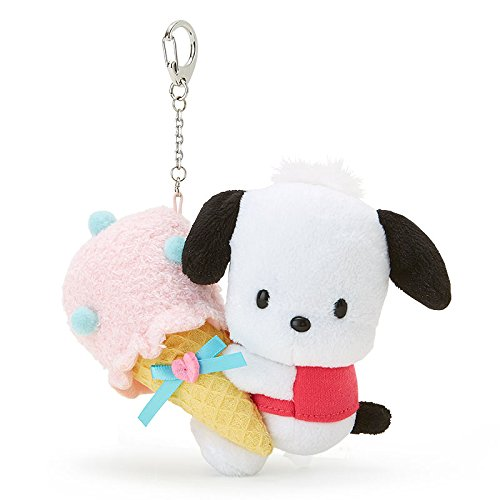 Sanrio Pochakko mascot holder ice From Japan New