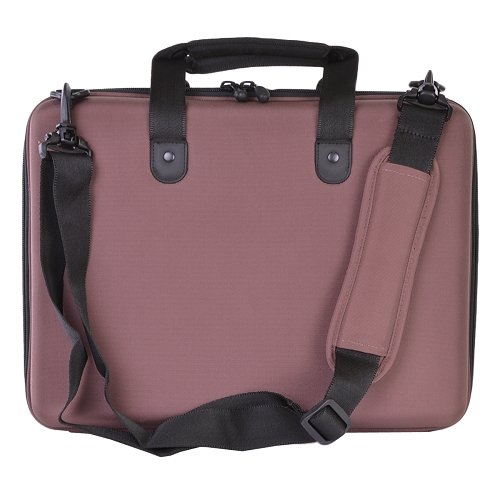 Price comparison product image Avarious Briefcase Messenger Bag for LG Gram 15, 15.6-inch Laptop, Brown