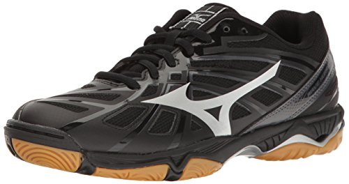 Mizuno Black Shoes - 1