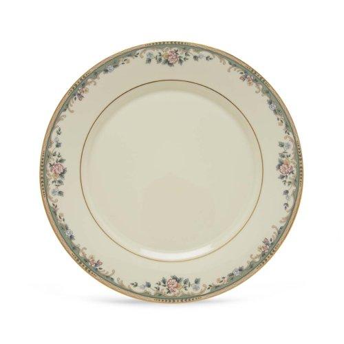 Lenox Spring Vista Gold Banded Ivory China Salad Plate (Dinnerware Vista Fine Spring)
