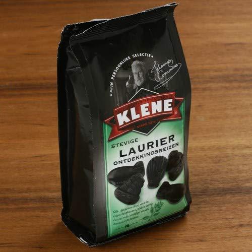 Klene Dutch Laurier Licorice Drops (6.3 ounce)