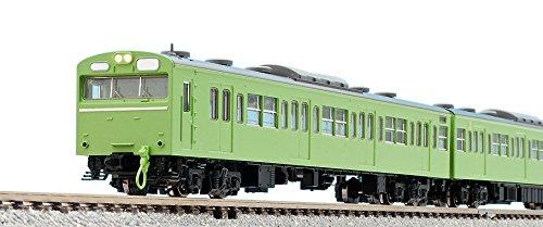 TOMIX Nゲージ 103系 高運転台ATC車 ウグイス 基本セット 98209 鉄道模型 電車   B017XDQ4LK