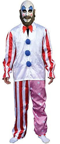 Trick or Treat Studios Men's House Of 1 000 Corpes-Captain Spaulding Costume, Multi, One Size