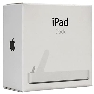 Original Apple Ipad 1 Dock and Charger from Apple Computer