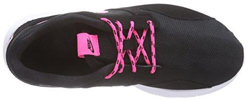 Nike Kaishi (Grade-School), Mädchen Sneakers, Schwarz (Black/pink pow-white), 36 EU