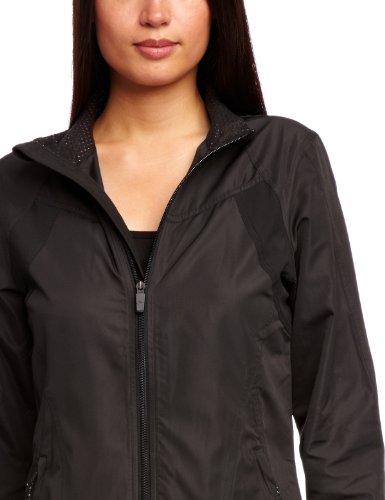 Brooks Essential Run Jacket II - Chaqueta de running para mujer negro