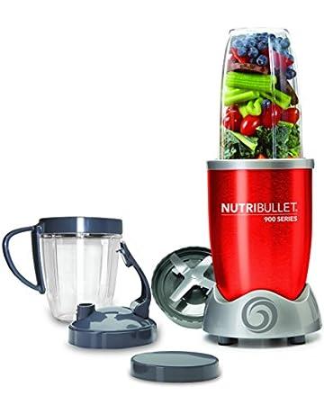 Ahorra en NutriBullet NB9-0928-R - Extractor de nutrientes original con recetario en