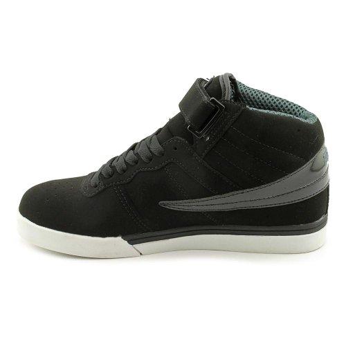 Fila Uomo Vulc 13Sneaker Nero (Black/Dark Shadow/White)