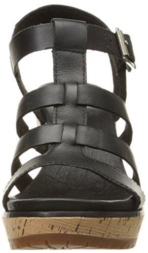 Timberland Roslyn_roslyn Fisherman Sandal - Sandalias de tobillo Mujer Negro