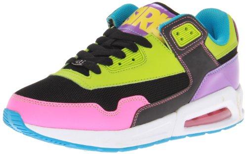 Osiris Women's Uprise Skate Shoe,Purple/Pink/Lime,11 M US